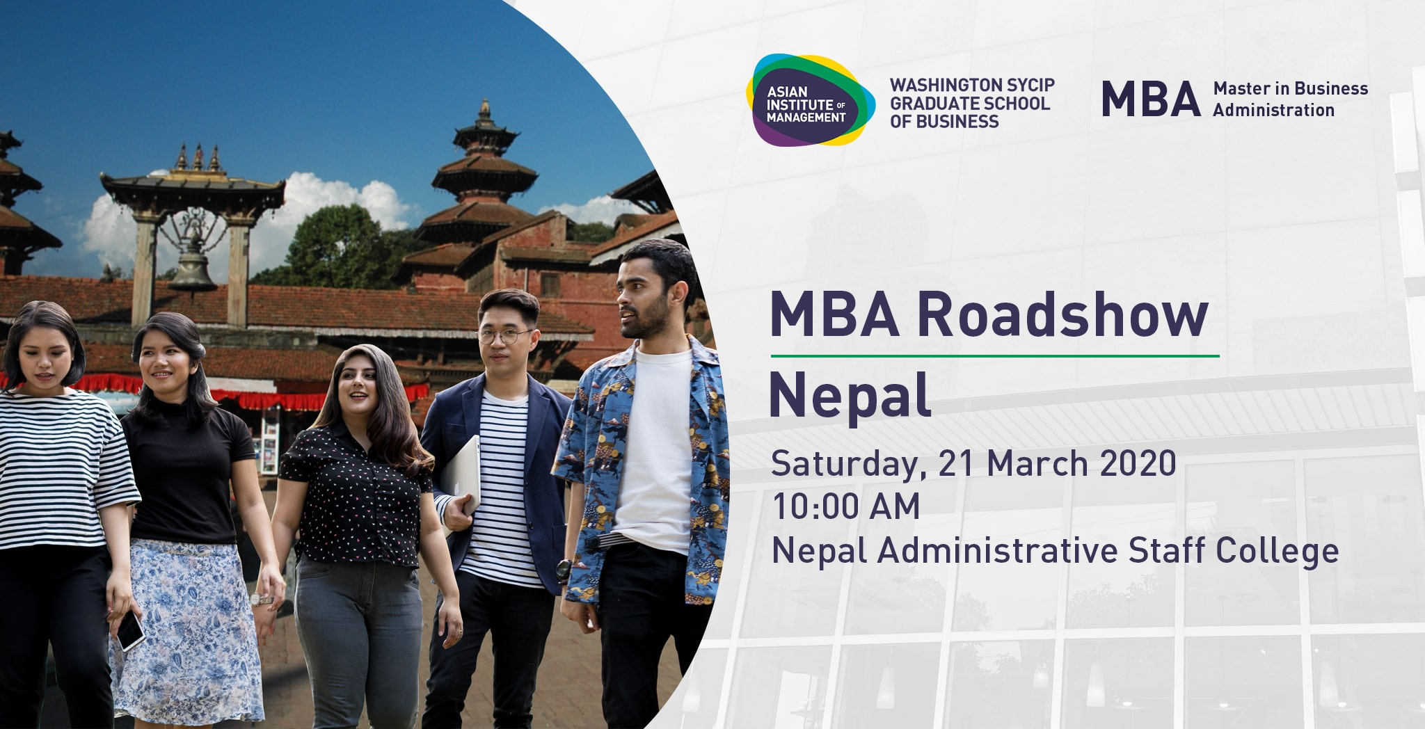MBA Roadshow Nepal