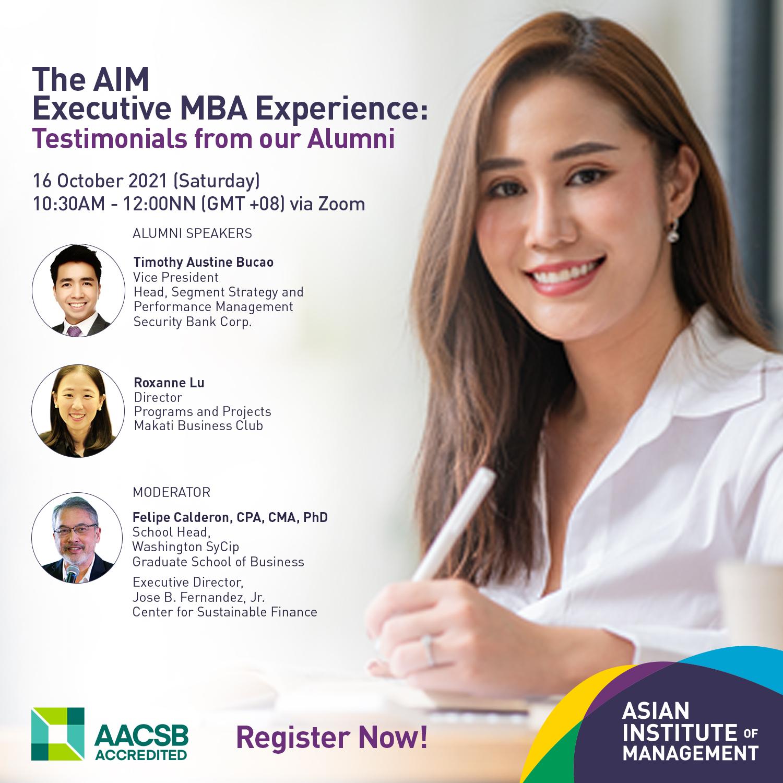 executive MBA EMBA